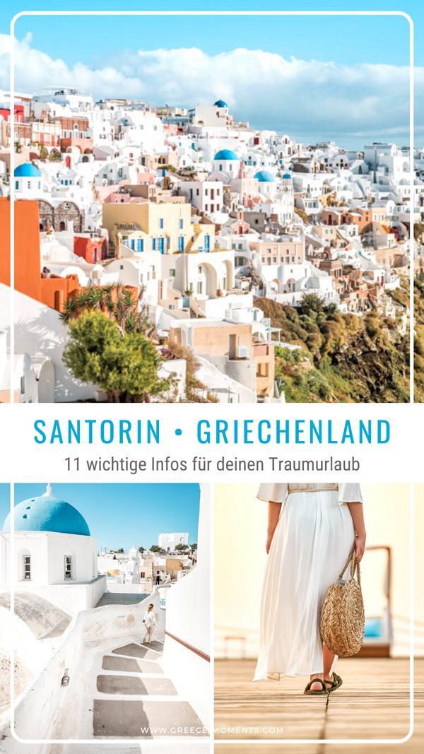 Santorini Urlaub buchen Griechenland