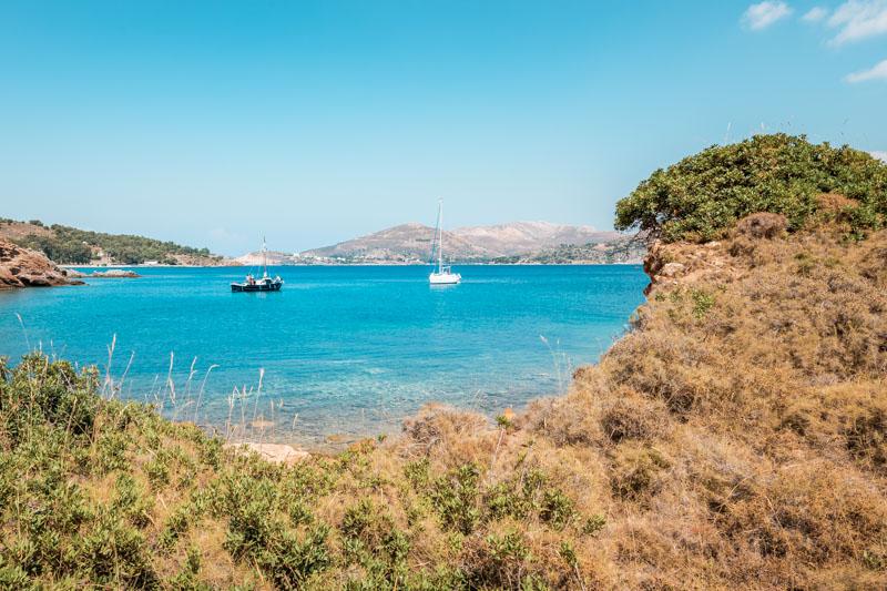 Schönste Strände Griechenland Urlaubsorte Leros