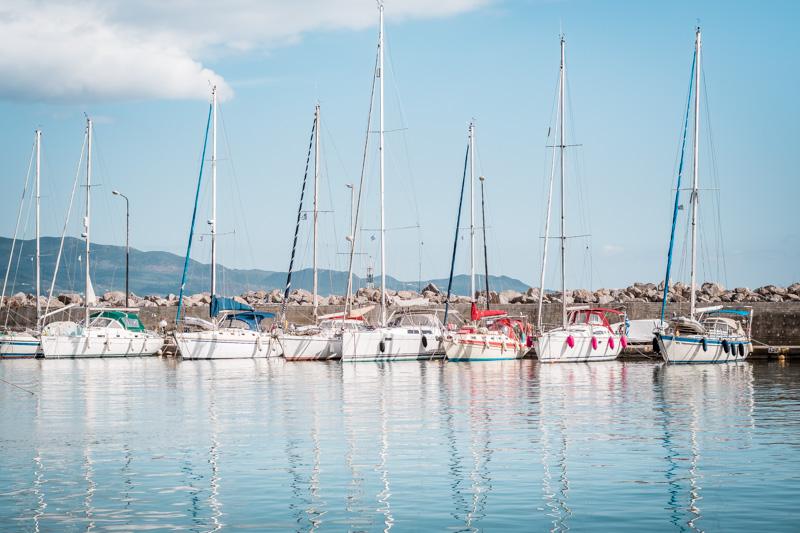 Segeln in Griechenland Infos