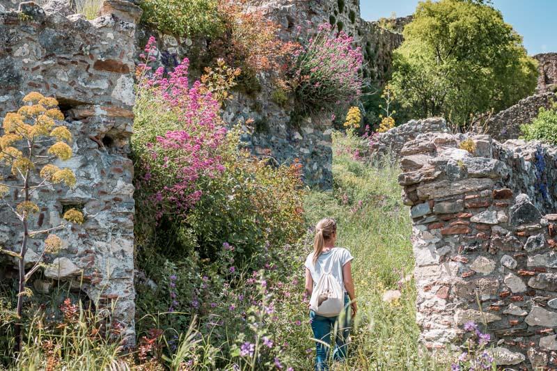 Wandern in Griechenland Welche Inseln