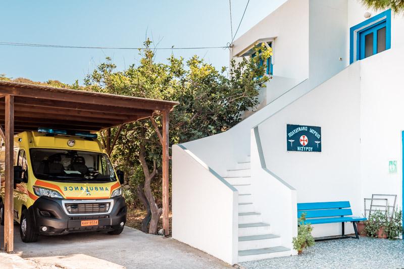 medizinische versorgung griechenland krankenhaus arzt inseln