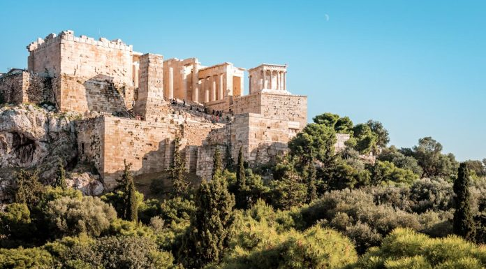 Akropolis Athen Tipps Eintritt Rundgang Highlights