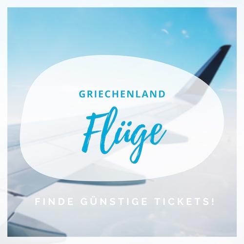 Billige Flüge Griechenland Griechische Inseln Flugangebote