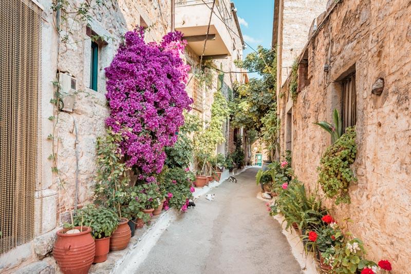 Chios Urlaub Empfehlung Unterkünfte Olimpi