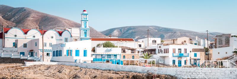 Dodekanes Insel Kasos Fry Karpathos