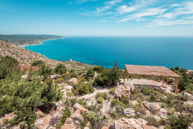Griechenland Geheimtipp Insel Chios Emporio