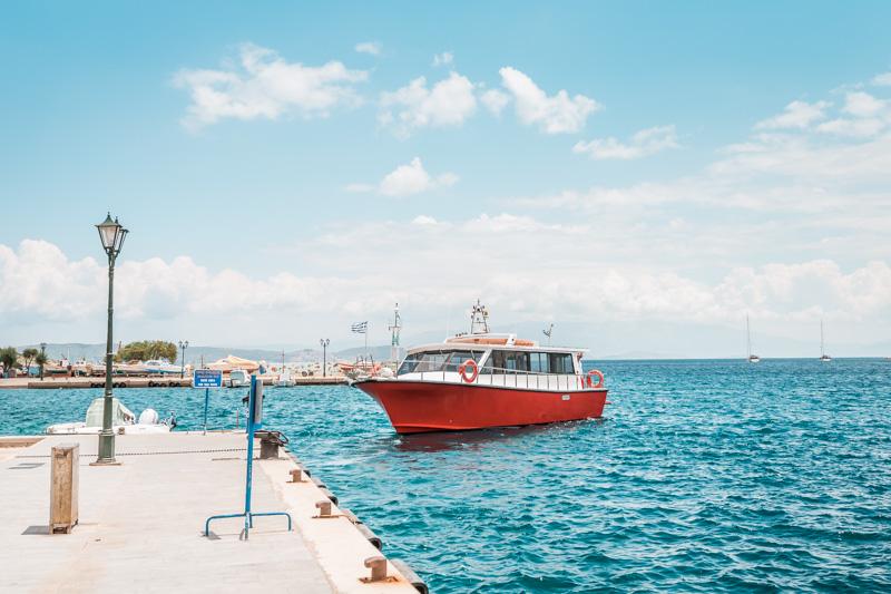 Inousses Griechenland Ausflug Chios