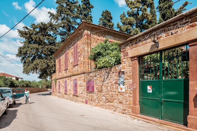 Kampos Chios Zitronen Museum