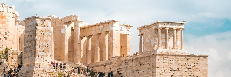 Nike Athena Tempel Akropolis Highlights