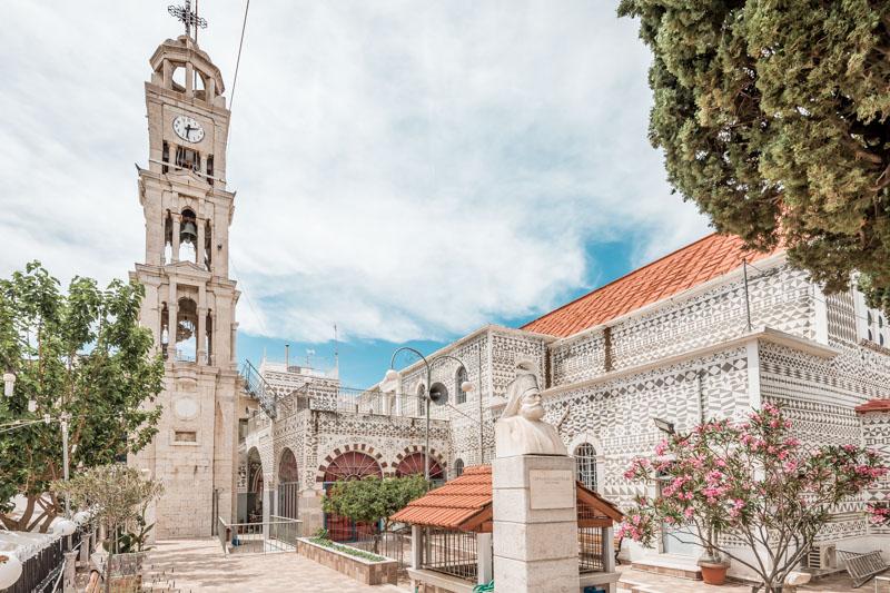 Pyrgi Chios Kirche Kato Panagia