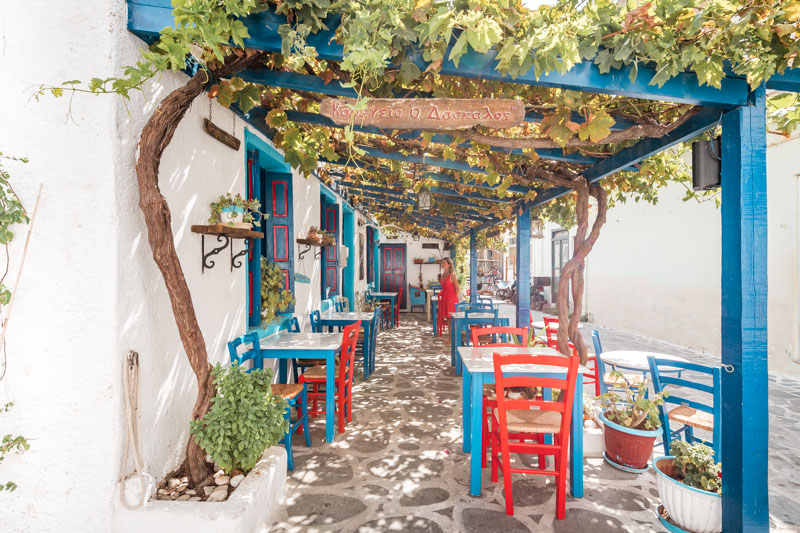 Typisch Griechische Inseln Urlaub Tipps Infos