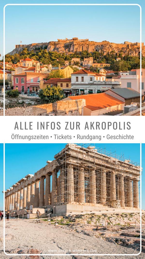 akropolis athen tickets öffnungszeiten rundgang