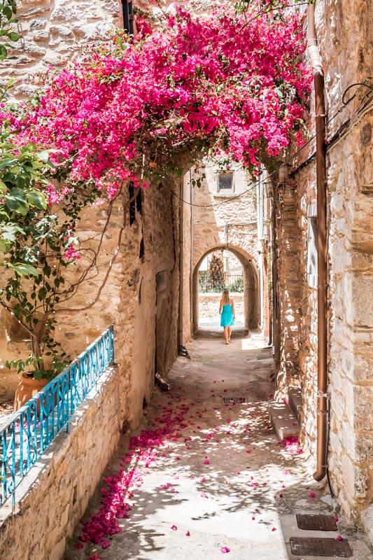 mesta chios griechenland