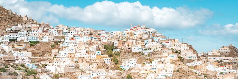 Dodekanes Insel Karpathos Urlaub Olymbos