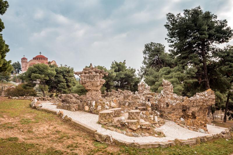 thessaloniki pasha gardens gärten von pascha