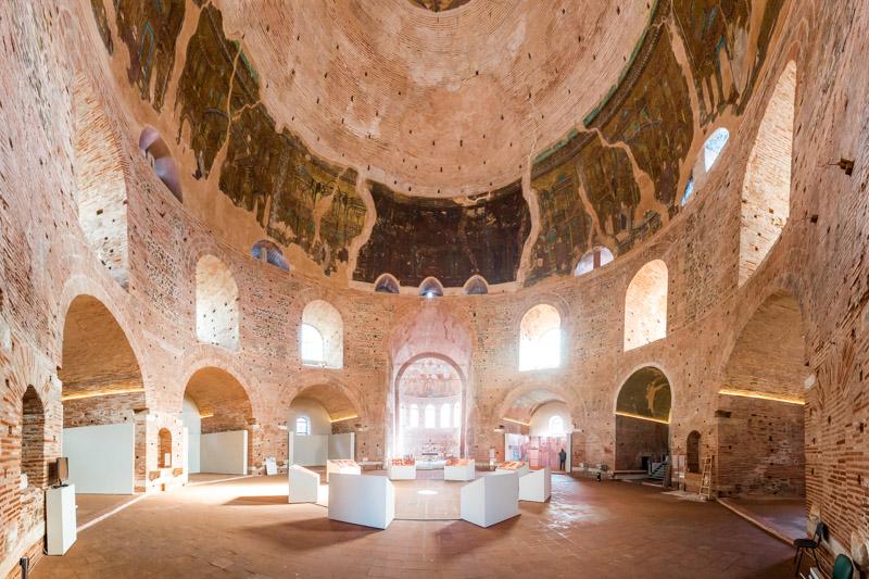 thessaloniki rotonda rotunde galerius