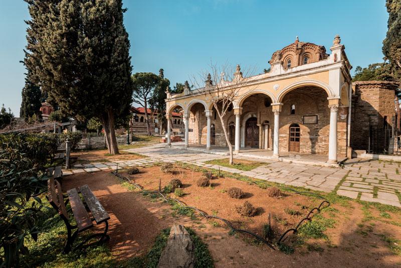 vlatades kloster thessaloniki