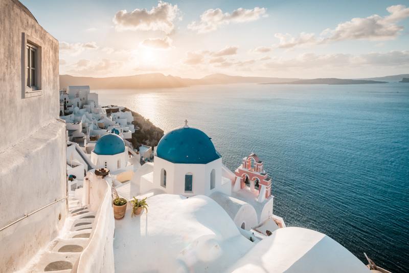 Corona Griechenland Fallzahlen Santorini Mykonos