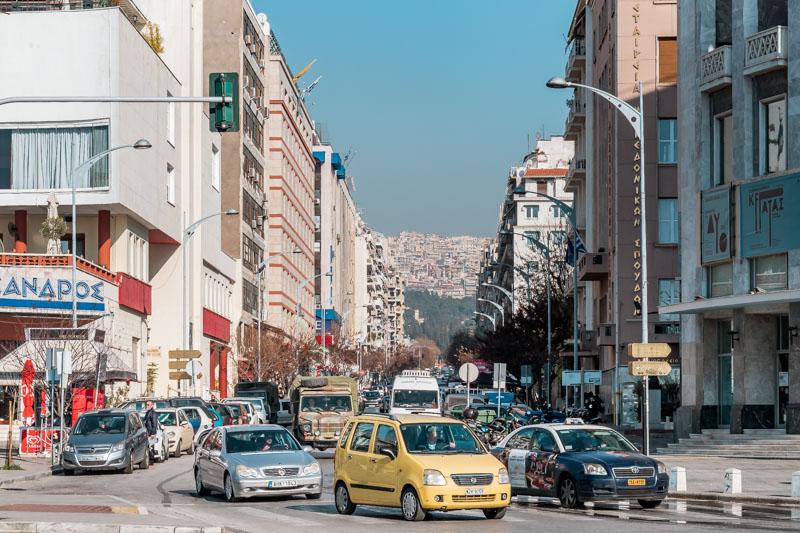stadtverkehr griechenland