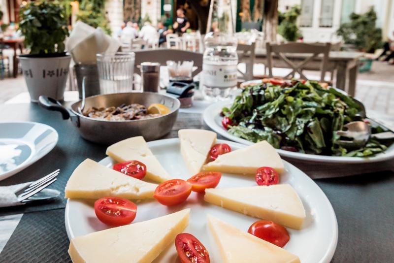 Insel Samos Restaurant Empfehlung Urlaub