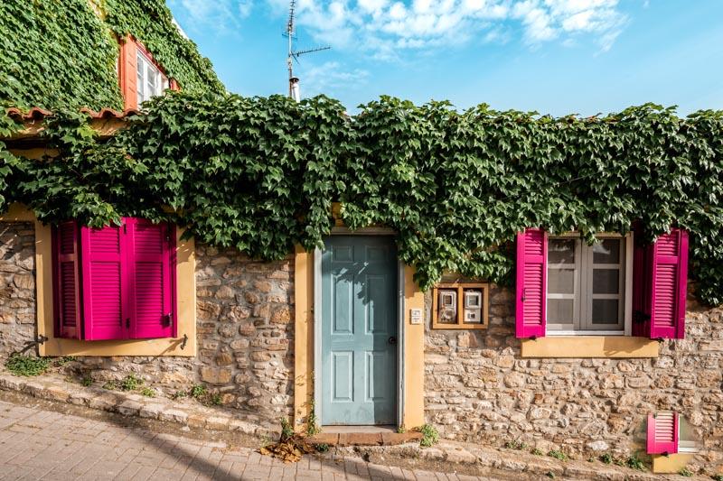 Karlovasi Samos Griechenland Urlaub Sehenswürdigkeiten