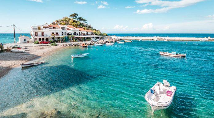 Samos Urlaub Insel Griechenland Reisetipps Kokkari