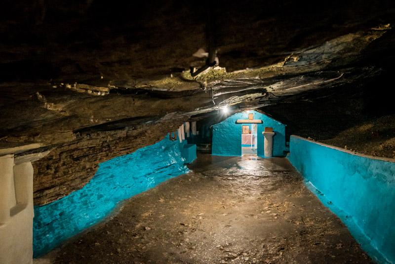 panagia moni spiliani samos höhlenkirche