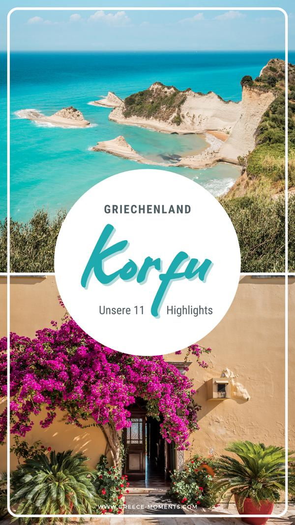 korfu highlights reisetipps