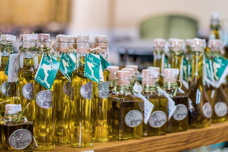 korfu olivenoel mavroudis