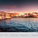 Griechenland Wandkalender Mykonos Kalender Weihnachten