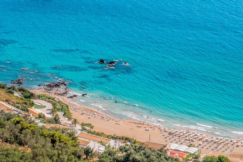 Korfu Hotels am Meer Empfehlungen Urlaub