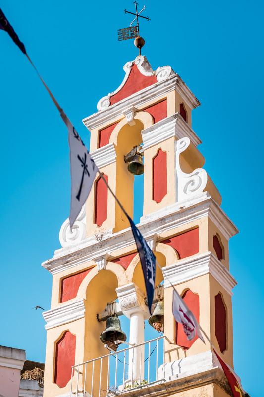 Korfu Stadtrundgang Tipps Empfehlungen Urlaub