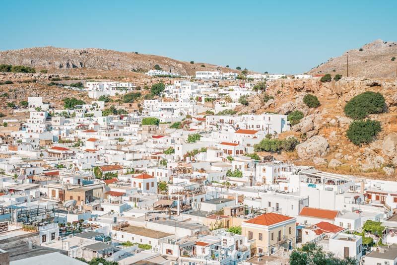 Rhodos Hotels Lindos All Inclusive Urlaub Griechenland