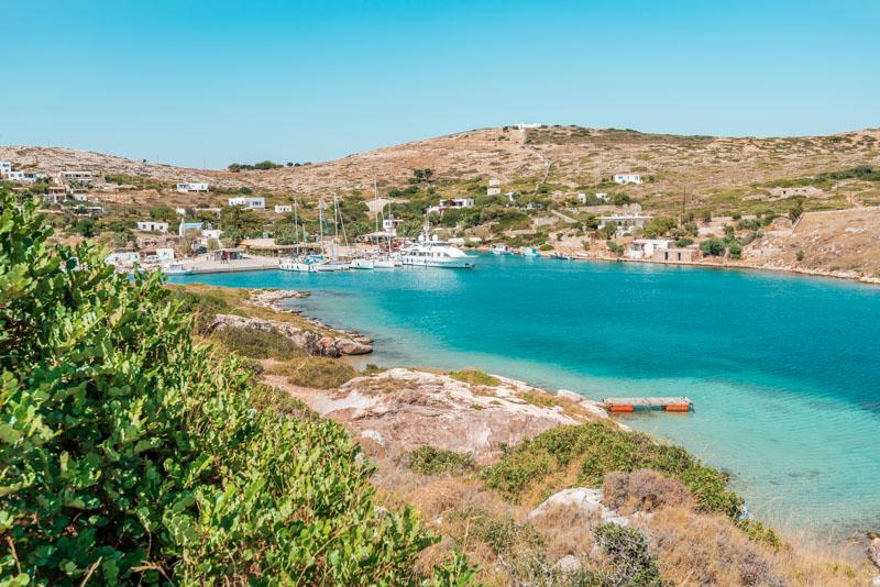 Dodekanes Arki Griechenland Inseln Geheimtipps