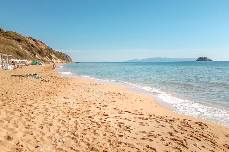 kefalonia avithos beach