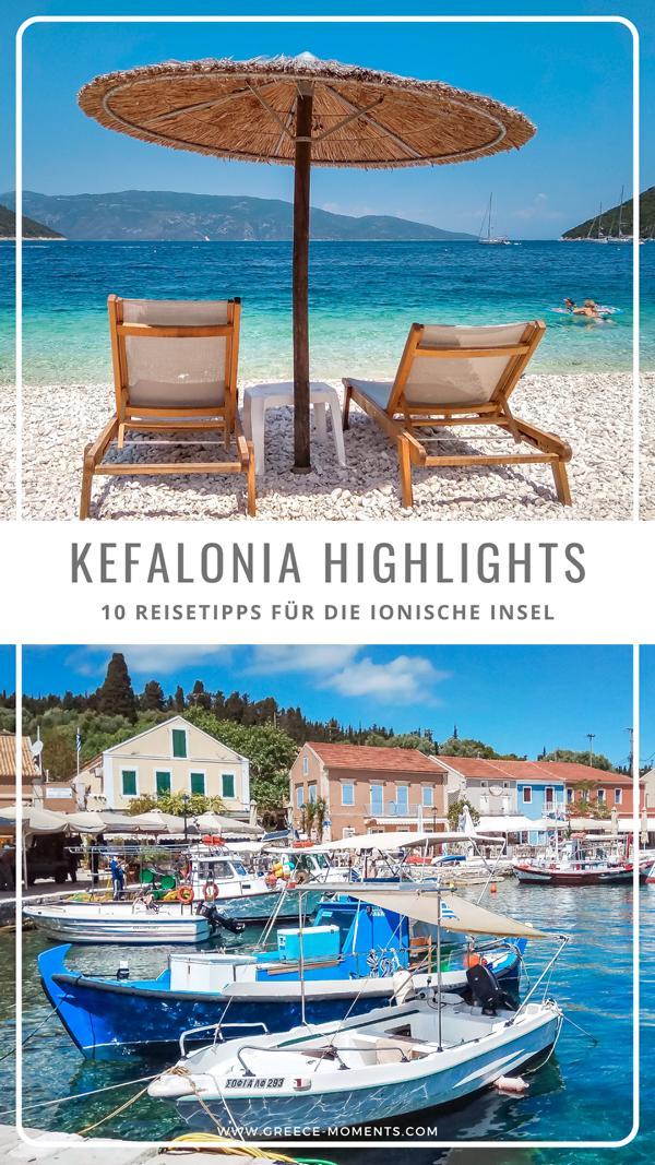 kefalonia highlights reisetipps