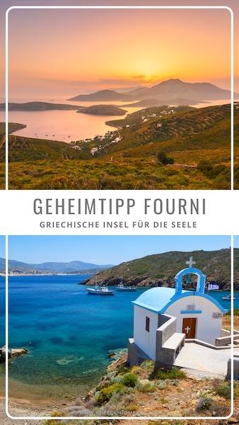 Geheimtipp Griechenland Insel Fourni