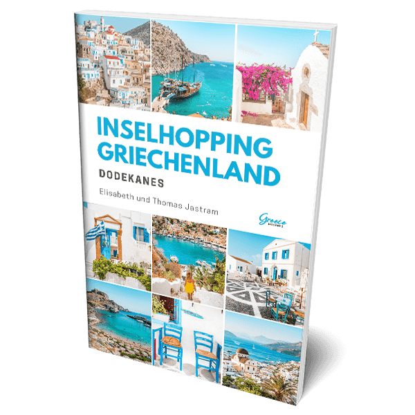 Inselhopping Griechenland Reisefuehrer Dodekanes Inseln Buch