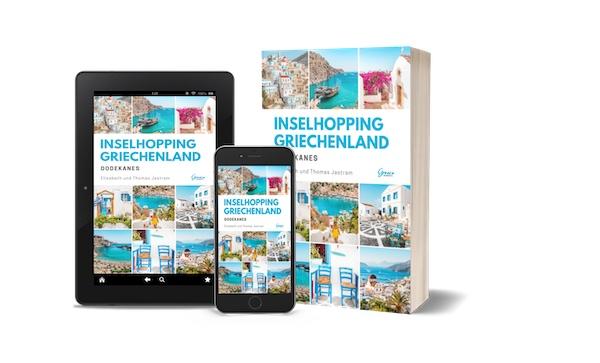 Reisefuehrer Inselhopping Dodekanes Inseln Buch Reisetipps
