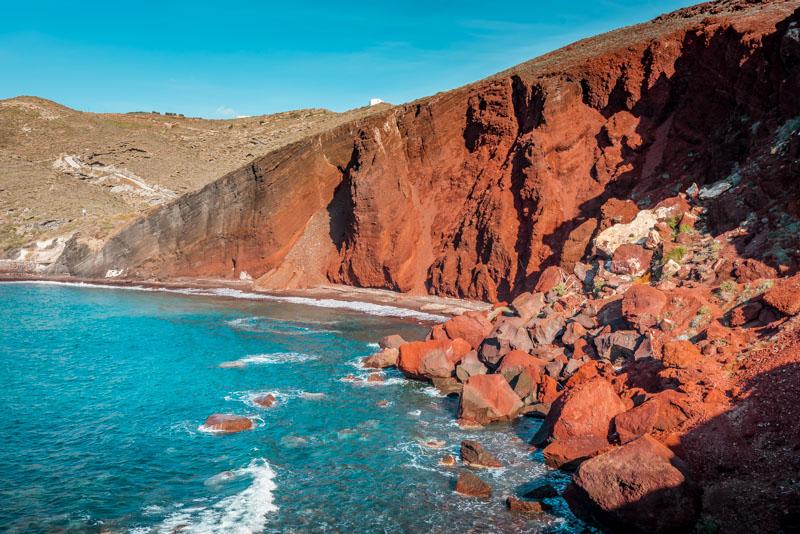 Santorini Insel Rundfahrt Sightseeing Highlights