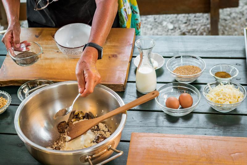 Kochkurs Griechische Gerichte Mykonos Urlaub