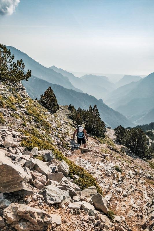 Griechenland Olymp Gebirge Wanderung Ausflug Tipps