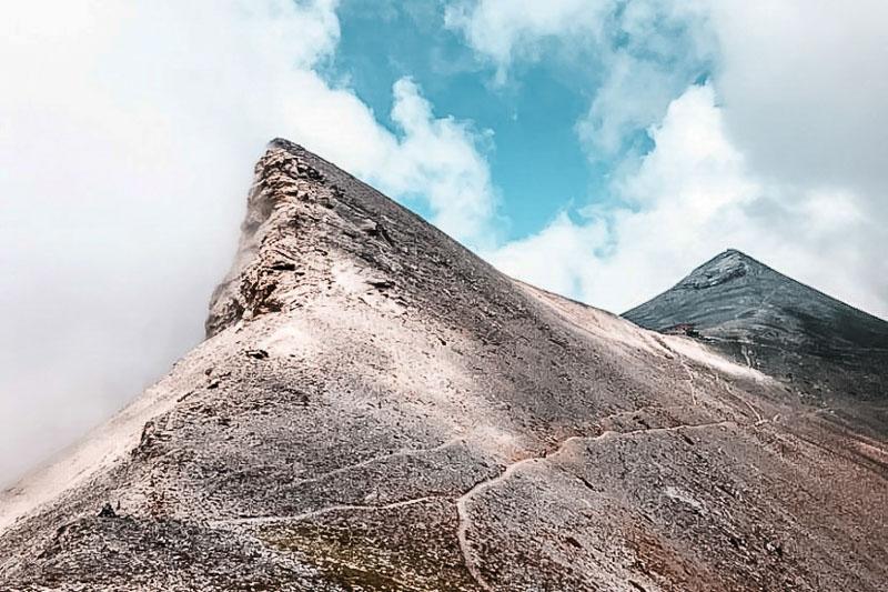 Olymp Hoechster Berg Griechenland Mytikas Gipfel